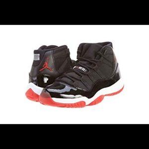 Men's Nike Air Jordan XI Retro Bred 2012 - 11